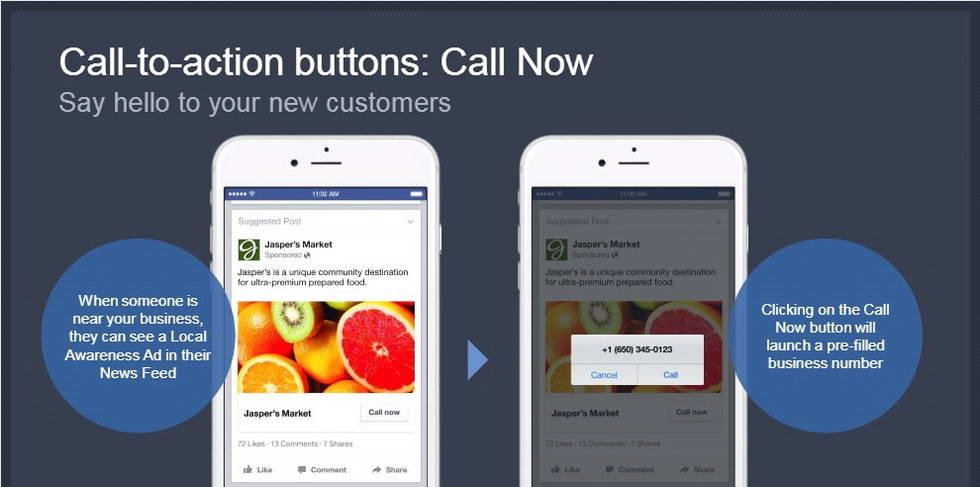 Call to Action บน Facebook Ads สำคัญไฉน